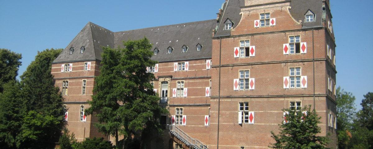 Schloss Bedburg 1200x480